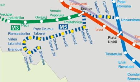 Cand ajunge metroul in Drumul Taberei? Statiile si ...  |Metrou Drumul Taberei