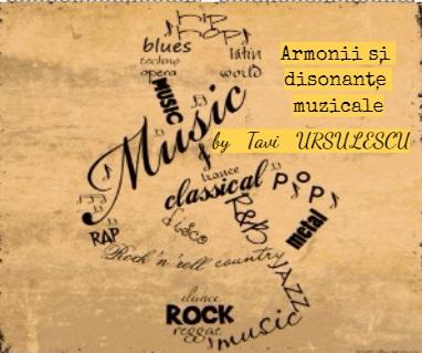 Armonii și disonanțe muzicale