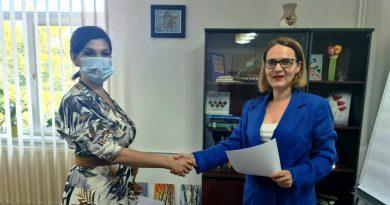 Inspectoratul Județean Vâlcea, primul care a semnat Pactul pentru Educație, inițiat de CONAF