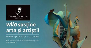 Fundația Wilo, partener al celei de a-XVII-a ediții a Concursului Internațional George Enescu