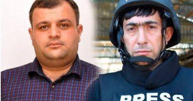 Comunitatea internațională nu trebuie să tacă în legătură cu moartea jurnaliștilor azeri în zona Nagorno Karabakh