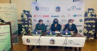 Deschiderea lucrărilor STRESS CONGRESS 2021, ediția a-IV-a