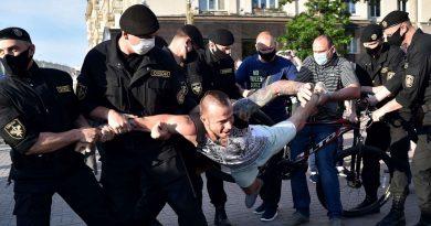 UE și SUA, listă comună de sancțiuni în Belarus