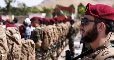 Oficialitățile americane s-au autosugestionat că armata afgană este viabilă