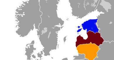 Țările baltice, modele de conexiune între declarații și fapte