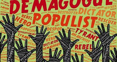 Efectele populismului demagogic în dezvoltarea umană