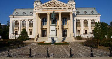 """Teatrul Naţional """"Vasile Alecsandri"""" din Iaşi – 180 de ani de la înfiinţare"""